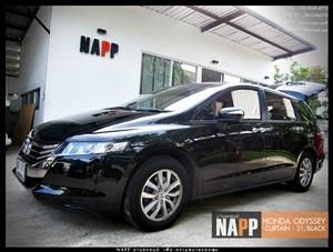 NAPP ม่านรถยนต์ พรีเมี่ยม odessesy