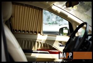 NAPP ม่านรถยนต์ พรีเมี่ยม สเปชวากอน