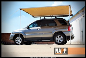 awning for car